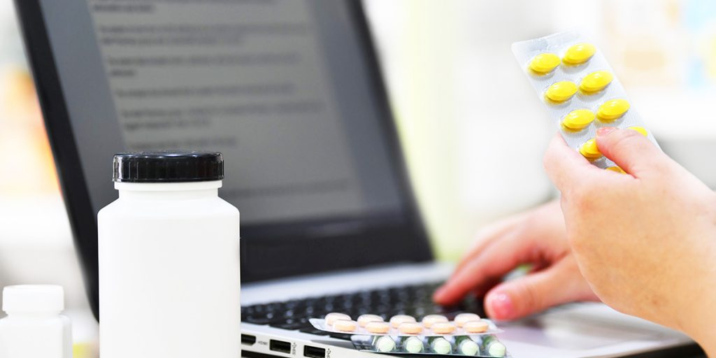 Tips for ordering a repeat prescription online