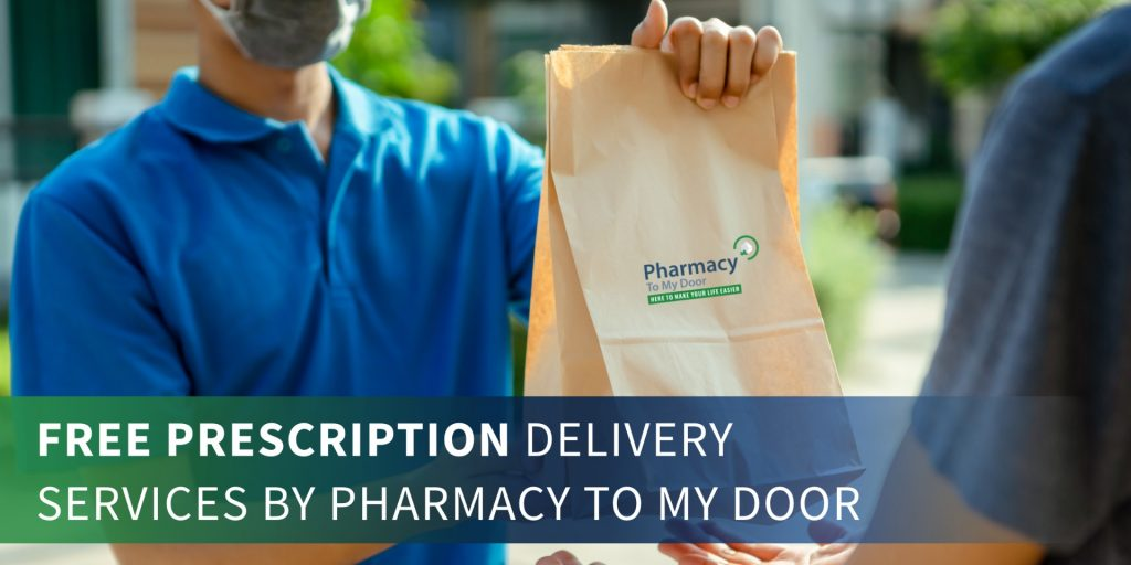 Free prescription delivery service by Pharmacy To My Door