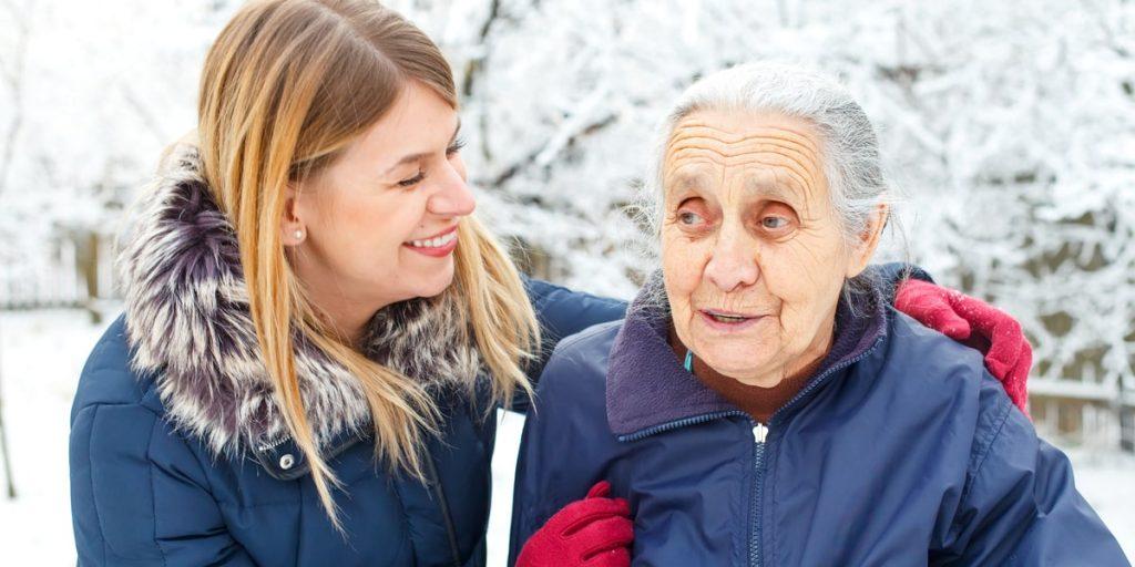 Keeping Older Loved Ones Warm in Winter