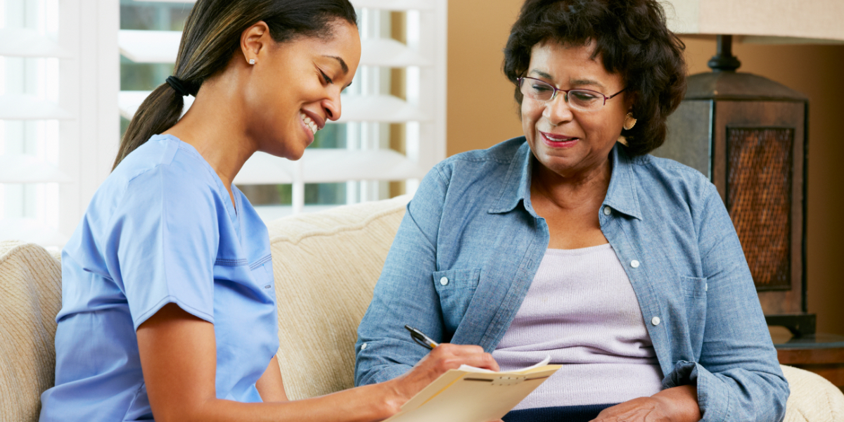 How do Home Care services work