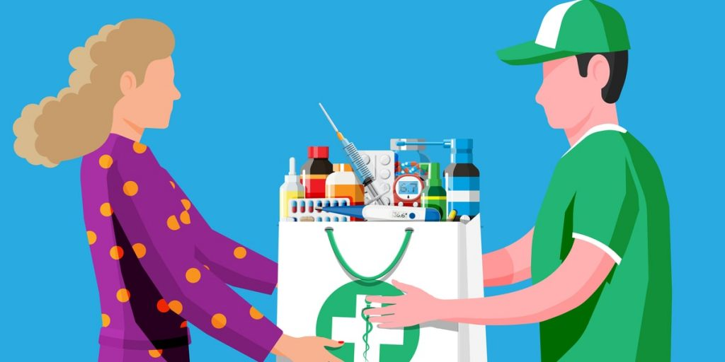 Who Can Use the NHS Repeat Prescription Delivery Service