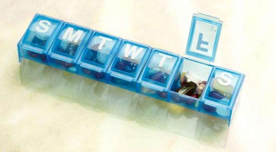 Dosette Box Design